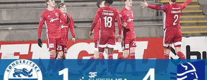 SonderjyskE 1:4 Lyngby Boldklub