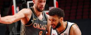 Chicago Bulls 112:118 Denver Nuggets