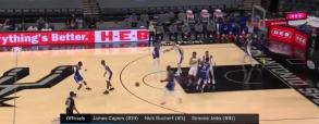 San Antonio Spurs 119:93 New York Knicks