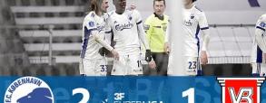 FC Kopenhaga 2:1 Vejle