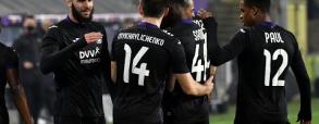 Anderlecht 1:0 Cercle Brugge