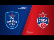 Anadolu Efes - CSKA Moskwa