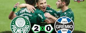 Palmeiras 2:0 Gremio