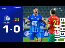 Gent 1:0 Oostende