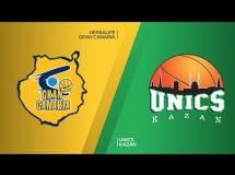Gran Canaria 96:90 UNICS Kazań