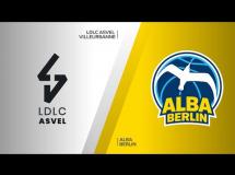 Lyon-Villeurbanne 89:95 ALBA Berlin