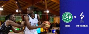 Limoges 0:4 Lyon-Villeurbanne