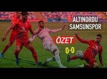 Altinordu 0:0 Samsunspor