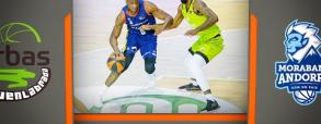 Baloncesto Fuenlabrada 65:75 MoraBanc Andorra