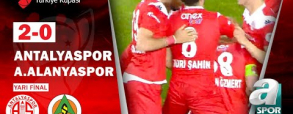 Antalyaspor 2:0 Alanyaspor