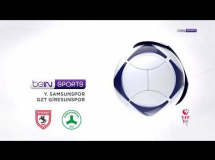 Samsunspor 0:2 Giresunspor