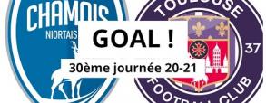 Niort 1:0 Toulouse
