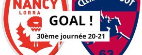 Nancy 6:0 Clermont Foot