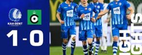 Gent 1:0 Cercle Brugge