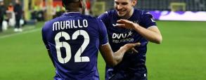 Anderlecht 4:1 SV Zulte-Waregem