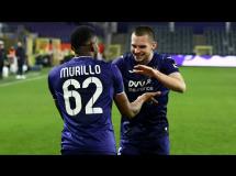 Anderlecht 3:1 SV Zulte-Waregem