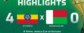 Etiopia 4:0 Madagaskar
