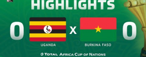 Uganda 0:0 Burkina Faso