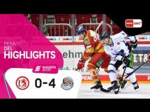 Dusseldorf 0:4 Straubing Tigers