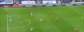 Izrael 0:2 Dania
