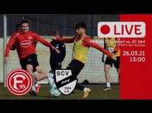 Fortuna Düsseldorf 2:2 Verl