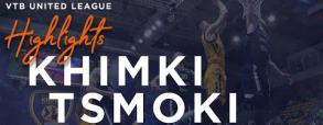 Chimki Moskwa 89:65 Tsmoki-Minsk