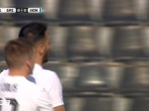 Grecja 2:1 Honduras