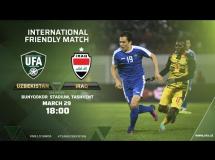 Uzbekistan 0:1 Irak