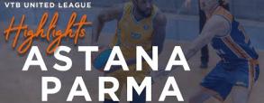 Astana 80:84 Parma Perm