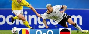Niemcy U21 0:0 Rumunia U21