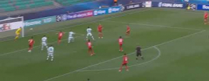 Szwajcaria U21 90:87 Portugalia U21