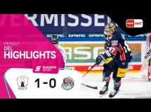 Eisbaren Berlin 1:0 Straubing Tigers