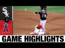 Los Angeles Angels 4:3 Chicago White Sox