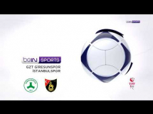 Giresunspor 0:0 Istanbulspor