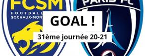Sochaux 67:74 Paris FC