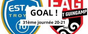 Troyes 1:0 Guingamp