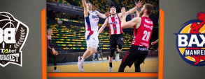Bilbao Basket 96:108 Manresa