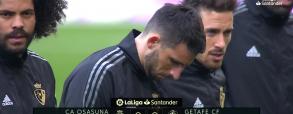 Osasuna 0:0 Getafe CF