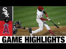 Los Angeles Angels 4:0 Chicago White Sox