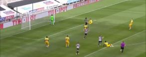 Newcastle United 2:2 Tottenham Hotspur