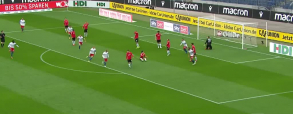 Hannover 96 3:3 Hamburger SV