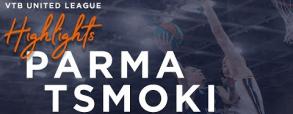 Parma Perm 74:65 Tsmoki-Minsk