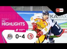 Straubing Tigers 0:4 Dusseldorf