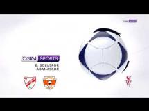 Boluspor 1:2 Adanaspor
