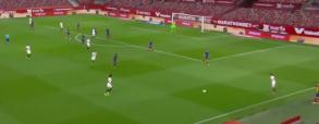Sevilla FC 1:0 Atletico Madryt