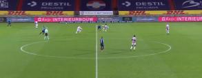 Willem II 0:1 AZ Alkmaar