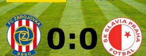 Brno 0:0 Slavia Praga