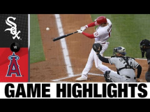 Los Angeles Angels 1:1 Chicago White Sox