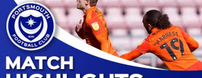 Wigan Athletic 0:1 Portsmouth FC
