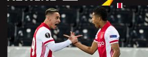 Ajax Amsterdam 1:2 AS Roma